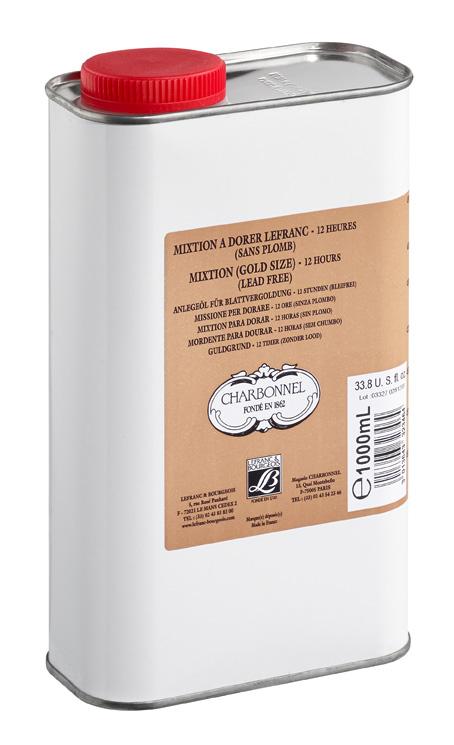 Mixtion Anlegeöl Original Lefranc 1000ml