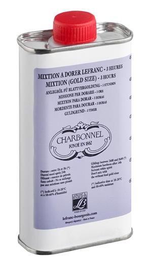 Mixtion Anlegeöl Original Lefrance - 3 Stunden Trocknung 250ml