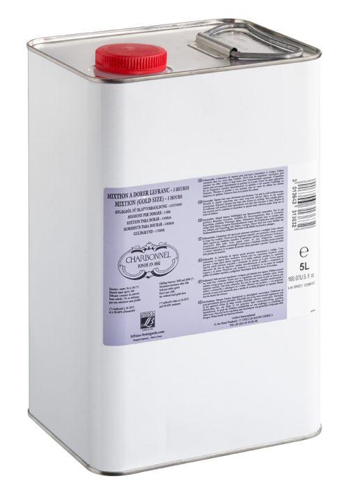 Mixtion Anlegeöl Original Lefrance - 3 Stunden Trocknung 5000ml