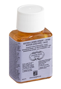 Mixtion Anlegeöl Original Lefrance - 3 Stunden Trocknung 75 ml